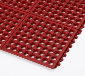 Cushion Ease Red